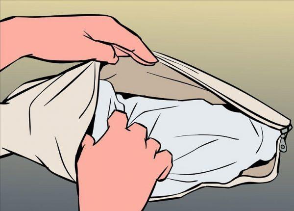 Hướng dẫn cách giặt gối đúng cách