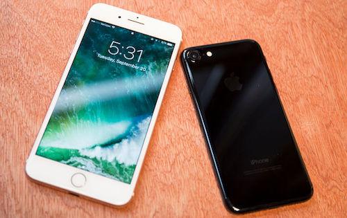iPhone 7 bị mất tín hiệu định vị GPS hay kết nối Bluetooth không hoạt động