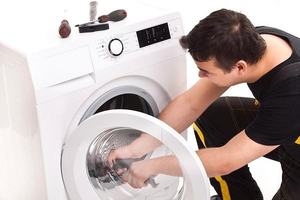 Hướng dẫn tự sửa máy giặt khi gặp sự cố