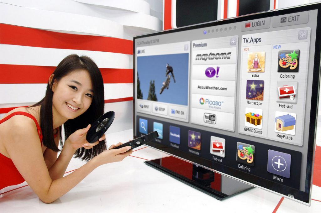 Smart TV loại nào bán chạy