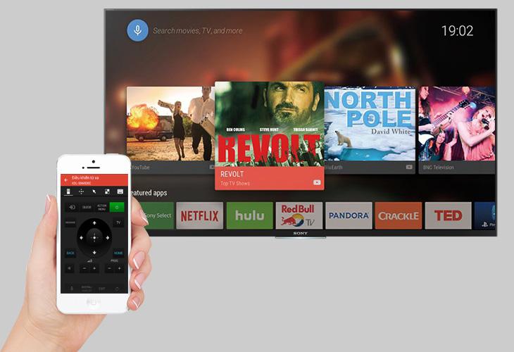 Hướng dẫn cách điều khiển tivi Sony bằng iPhone