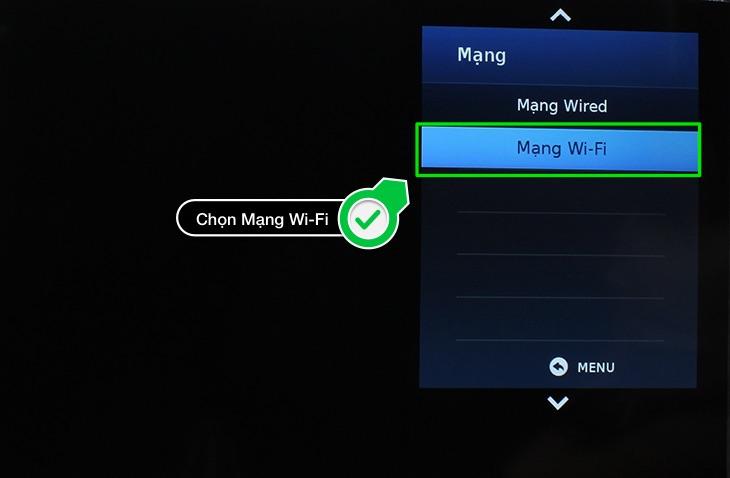 Hướng Dẫn Cách Kết Nối Mạng Wifi cho Tivi TCL 2017
