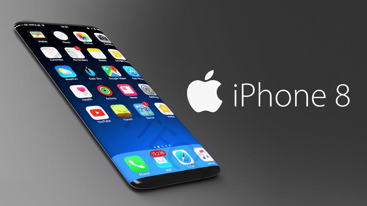 70 Triệu Màn Hình OLED Của Samsung Được Apple Đặt Mua Cho iPhone 8
