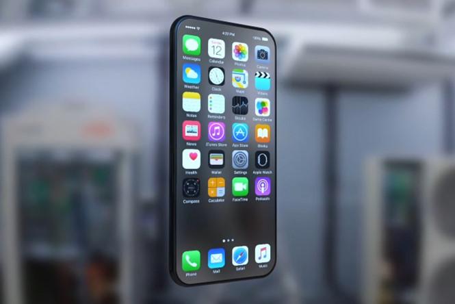 Cảm Biến Siêu Âm Touch ID Sẽ Được Tích Hợp Vào Màn Hình iPhone 8