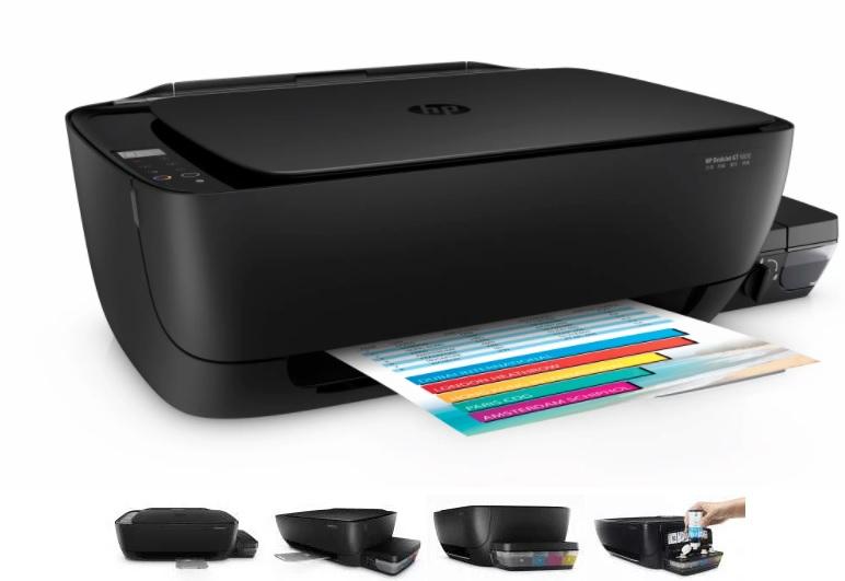 HP ra mắt máy in đa chức năng mới DeskJet GT nhỏ gọn