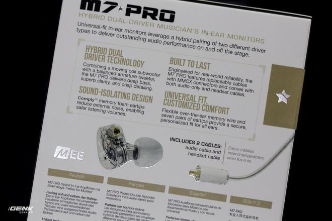 Đánh Giá Mee M7 pro - Tai nghe dạng Hybrid cao cấp
