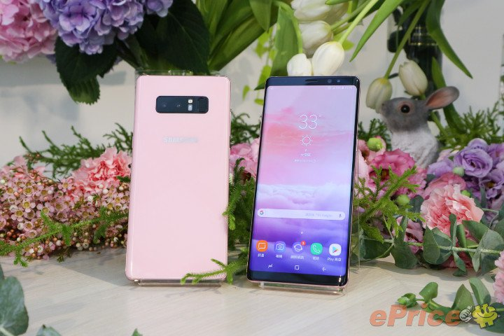 Samsung Galaxy Note 8 Mau Hong-1