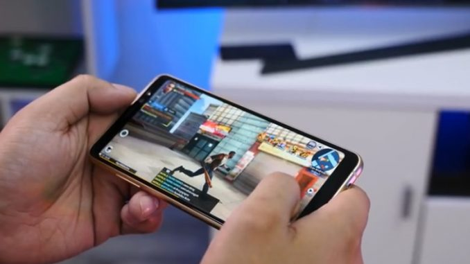 Galaxy A8 plus cấu hình ổn định